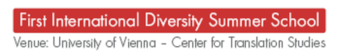 First Inernational Diversity Summer School