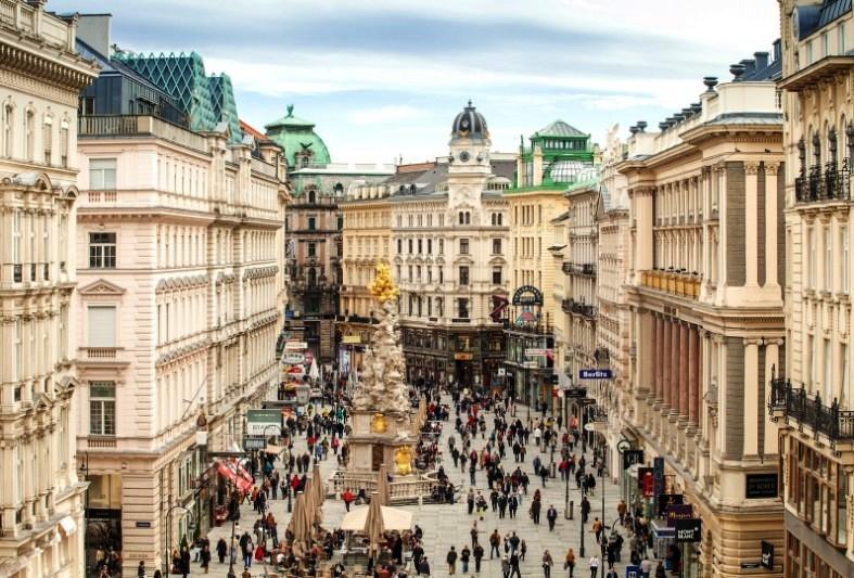 Vienna, Austria – Chernaja Kurica | est. 2016