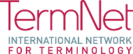 TermNet - International network for terminology